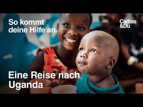 Eine Reise nach Uganda - Caritas Kärnten